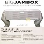 Jawbone Big Jambox Wireless Smart Speaker Features, Liveaudio