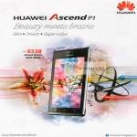 Huawei Ascent P1 Smartphone