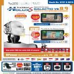 GPS Navigators TrackNavi Holux S Galactio V8.8.9, TrackNavi 61S, TrackNavi 62S-AV, TMC, Accessories, ERP
