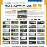 Galactio V8.8.9 Navigation Software Features, ISearch Intellisense