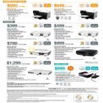 Printers Inkjet B310N B510DN, Projector EB-S02 X02 W12 1775W, MG-850HD, Moverio BT-100 Mobile Viewer