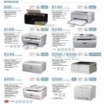 Printers Laser AcuLaser M1200, M1400, MX14, MX14NF, C1700, AcuLaser M2310D, M2310DN, CX17NF, C2900N