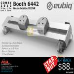 GSS Flexible Power Outlet System E-Track, Features