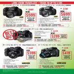 Digital Cameras Finepix HS25, HS30, S4200, S4500, SL300