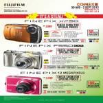 Digital Cameras Finepix XP30, F550, 12 Megapixels