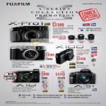 Digital Cameras X-Pro1, X100, X10, X-S1