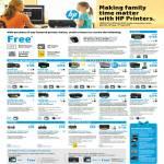 Printers Inkjet Officejet 6100, 4620, 6600, 6700, 8600 Plus, 7000, 7500A, 5520, 6520, 7510 C311a, Deskjet 2000, 3000, 2510, 3520