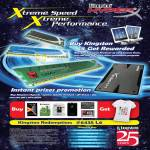 Lucky Draw Promotion HyperX, SSD, Wi Drive