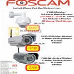 Ace Peripherals Foscam IPCam FI8620, FI8904W, FI8905W