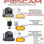 Ace Peripherals Foscam IPCam FI9820W, FI8909W, FI8910W