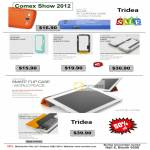 Tridea Galaxy S III Case, Tedoori, IPad Flip Case World Peace