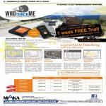 Maka GPS Teltonika FM1100, Live Vehicle Tracking, SLA