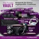 Purple Vault Customer Rewards