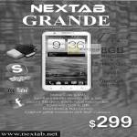 Nasa Technics Nextab Grande