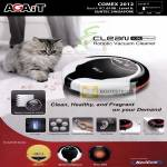 Navicom Agait Eclean EC01 Enhanced Robotic Vacuum Cleaner Features