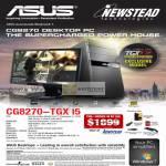 ASUS Desktop PC CM8270-TGX I5