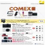 Digital Cameras Nikon 1 V1, Nikon 1 J1