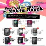 Mobile Phones 110, C2-05, Asha 200, Asha 202, Asha 300, Asha 306, Asha 311, 500