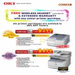 Printers Colour Printer C301dn, Colour Multi Function MC361dn