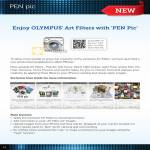 Digital Camera Pen Pic Art Filters