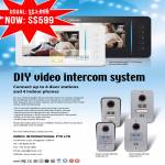 DIY Video Intercom System JB-304