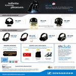 Sennheiser Headphones RS 220 160 170 180, HD 219 229 419 439