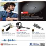 Backbeat Go Bluetooth Headset, Marque M155, Voyager Pro HD, Savor M1100