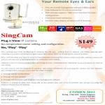 SingCam IPcam