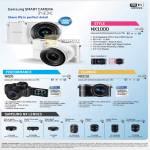 Digital Cameras NX1000, NX210, NX20
