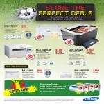 Printers Laser ML-2165W, SCX-3405 W, CLP-325 W, ML-2165, ML-2955ND