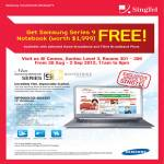 Singtel Broadband Free Samsung Notebook Specifications NP900X3D-A05SG