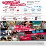 Mio Home, EXplore Fibre Broadband, Mio TV Combo Pack