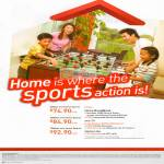 Mio TV Home Sports, ADSL 6Mbps, 10Mbps, 15Mbps Broadband, Home Fixed Line
