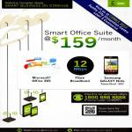 Business Smart Office Suite, Office 365, Fibre Broadband, Galaxy Note SmartSurf 300