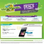 Exclusives Broadband Nexus 7 Maxonline Express, Robinsons, Fox Movies Pack