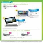 Mobile Broadband MaxMobile Elite, Samsung Galaxy Note 10.1, ASUS Transformer Pad TF300T Tablet, SurfLite, Ultimate