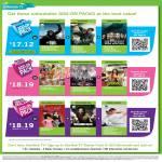 TV Add On Packs Fox Movies, HBO, Basic HD, Super Asian, Mega Malay