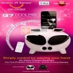 T.H. Intl Amethyst Q7 Coolpig Docking Speaker