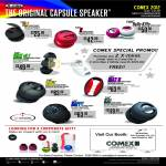 X-Mini Capsule Speakers V1.1, II, Hello Kitty, Max V1.1, Rave, Max II, Happy, Kai