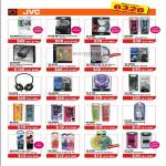 JVC Earphones Headphones HA NCX78, KX100, S360, FR36, NC250, M750, S700, RX500, S650, RX300, S150, FX67, FX35, L50, SP A130 Speakers