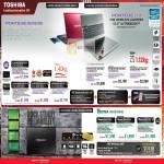 Notebooks Portege R830-2047U, R930-2001 2010 2011, Z930 2002 2004 2007, Tecra R840 2034X 2023X, R940-2000
