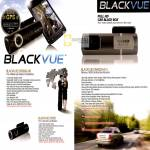 ZMC Automotive Blackvue DR380G-HD Car Blackbox Video Recorder, DR350, DR400G-HD II