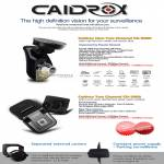 Car Video Recorder Caidrox CD-5000, Caidrox CD-3000