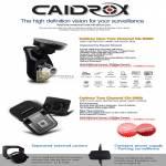 Car Video Recorder Caidrox CD-5000, Caidrox CD-3000