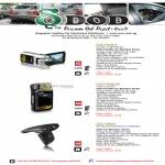 Car Video Recorder DOD F900LS, DOD F880LHD, DOD V660 II