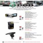 Car Video Recorder DOD F900LS, DOD F880LHD, DOD V660 II