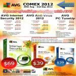 AVG Internet Security 2012, Anti Virus 2012, PC TuneUp