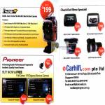 ECarhifi ISaw Video Camcorder, Pioneer Reverse Camera, Monitors MCZ 721 923 928 GL-90RF, M7 GPS