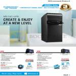 Desktop PCs Haswell Series G10AC, M51AC, M51AC-UPS