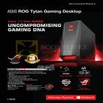 Desktop PCs ROG Tytan Gaming Desktop, ROG G30-i7